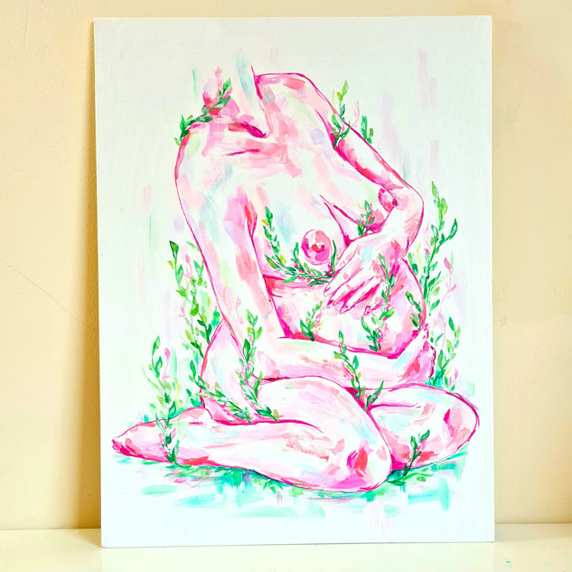 """"""" EARTH MOTHER """" - £200"""