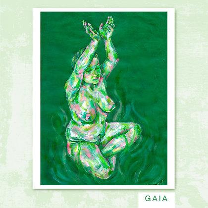 """Gaia"" Giclée Print"