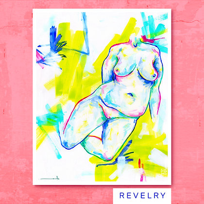 """Revelry"" Giclée Print"