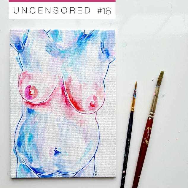 UNCENSORED #16 - Kayleigh