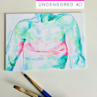 UNCENSORED #23 - Amanda
