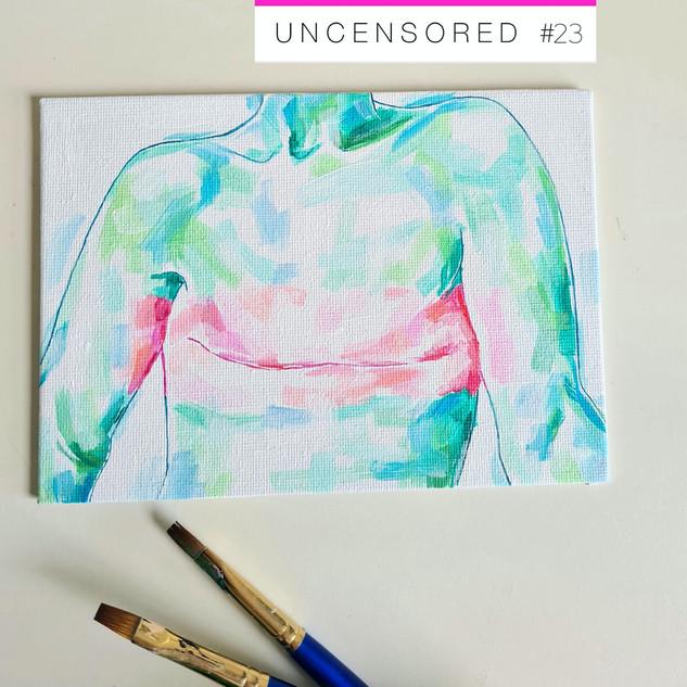 UNCENSORED #23 - Amanda