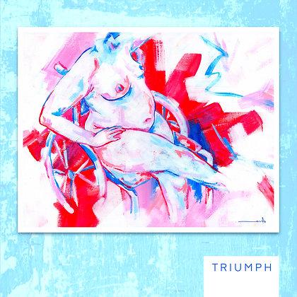 """Triumph"" Giclée Print"