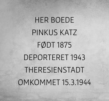 Pinkus Katz (1875 - 1944)