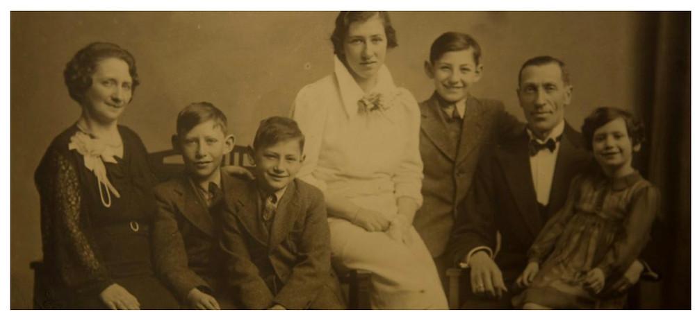 Familien Fischermann.