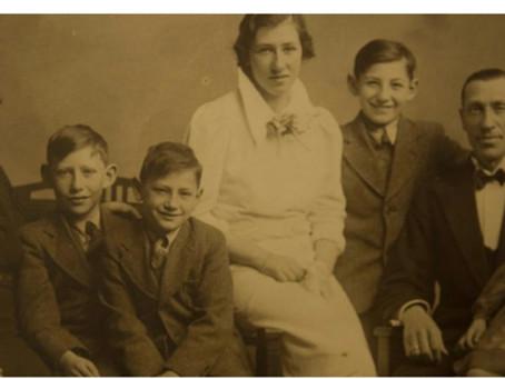 Martha, Leopold og Adolf Fischermann