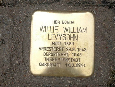 Willie William Levysohn (1889-1944)