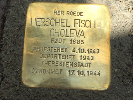 Herschel Fischel Choleva (1885-1944)