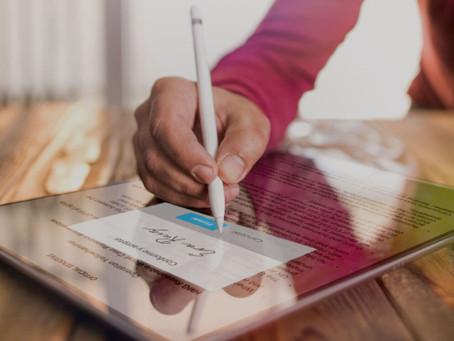 Las firmas electrónicas, en auge por la pandemia: ¿para qué puedes usarlas?
