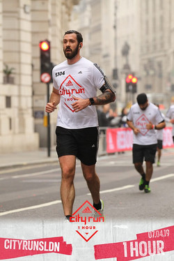 Adidas City Run 1 Hour 2019