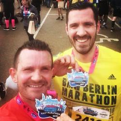 East London Half Marathon