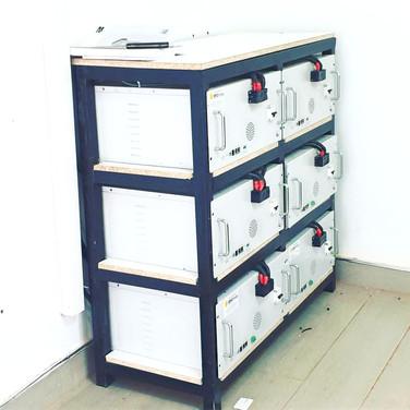 28.8KWh Narada Lithium Battery Bank