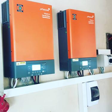 10KVa Phocos Hybrid Inverters