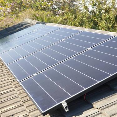 2KWp Solar Array