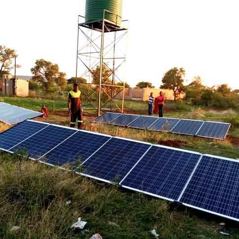Mhondori Ngezi Water Reticulation Project