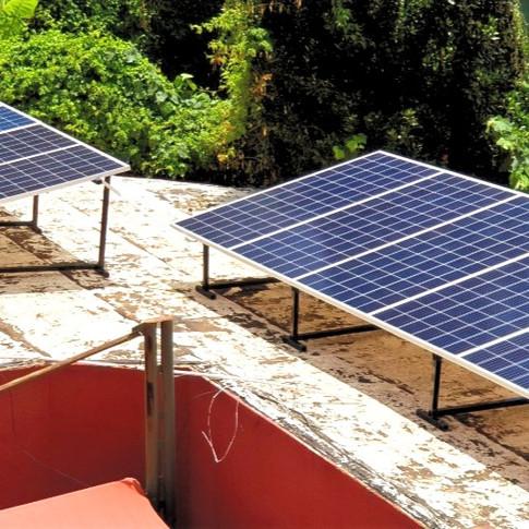 4KWp Solar Array