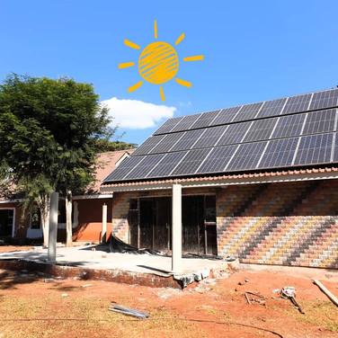 11KWp Solar Array