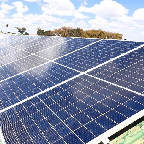 30KWP Solar Array