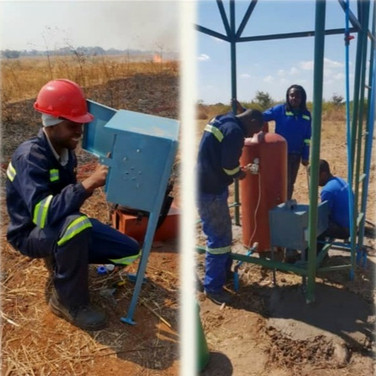 AC/DC Solar Pump Solution