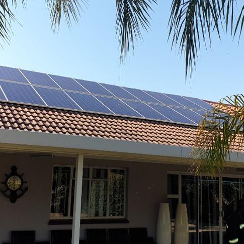 10KWp Solar Array