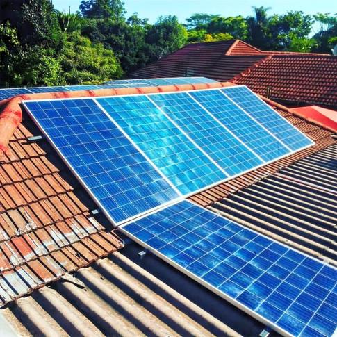 6KWp Solar Array