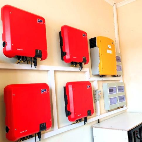26KW Power Solar Array
