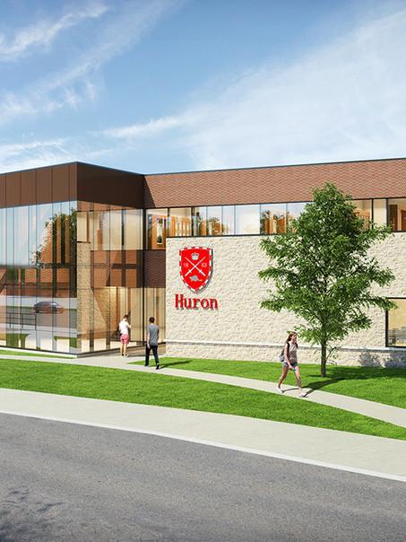 Huron College Academic Building