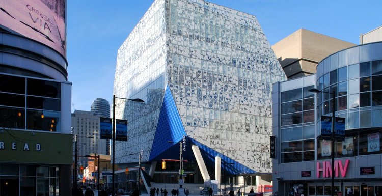 Ryerson Student Learning Centre