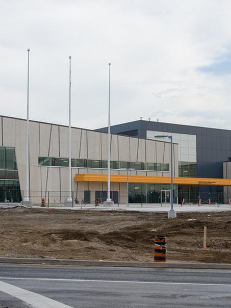 PAN AM Games Aquatic Centre