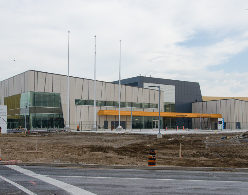 PAN AM Games Aquatic Centre