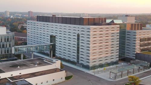 University of Waterloo Engineering Build