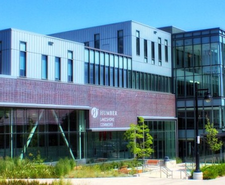 Humber College Building L