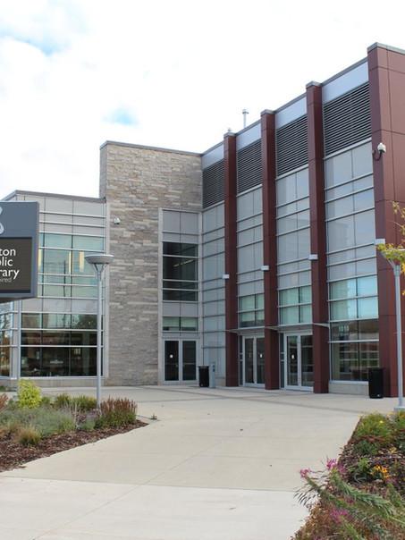 Milton Central Library