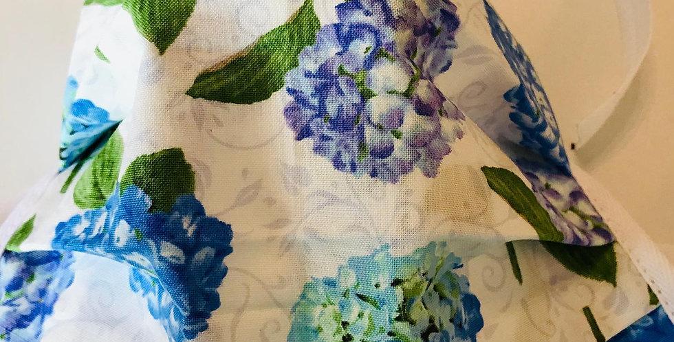 Hydrangea Face Masks, Flowers