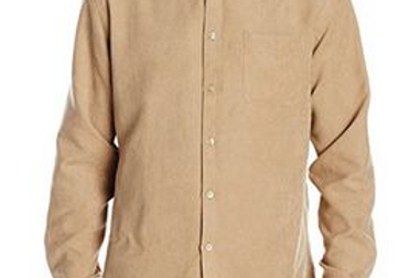 Men's Lamb Suede Shirt by The Designers; Leather Clothiers, Inc./Best of Boston