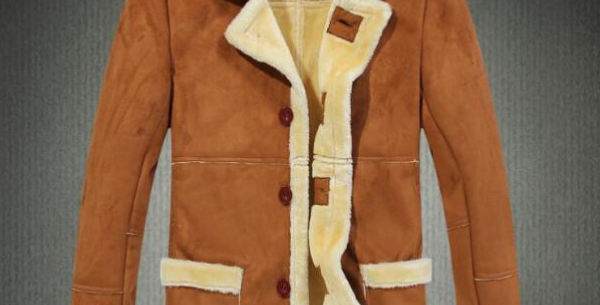 The Berkshire Shearling Coat