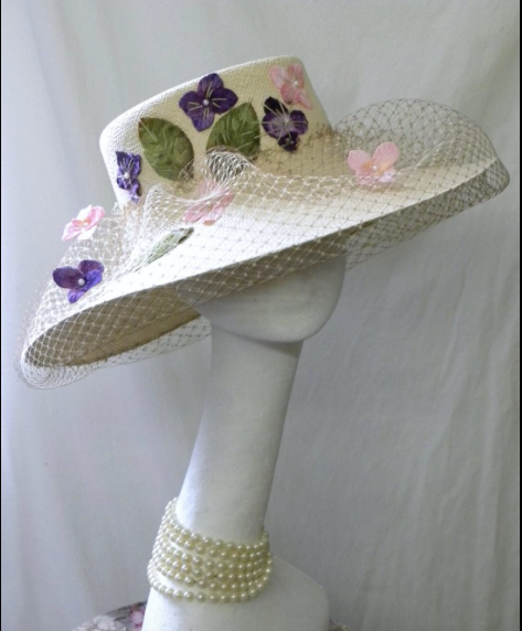 Eggcup Designs Straw Hat