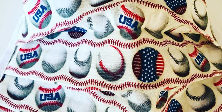 Baseball Face Mask