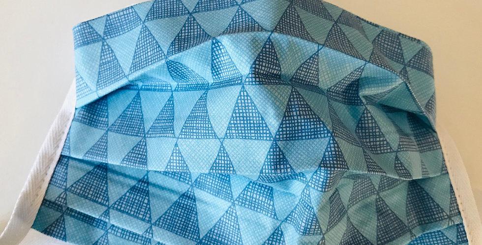 Blue Pyramids