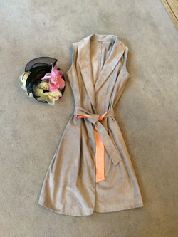 Copley Wrap Dress