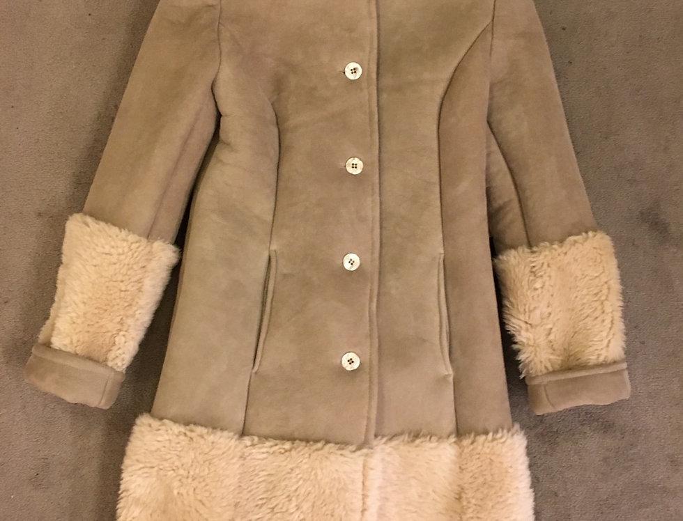 Revere Retro Shearling coat