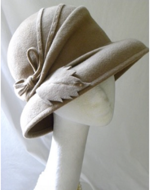 Wool Hat by Eggcup Designs