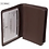 Men's Brown Leather Business Card Case/The Designers; Leather Clothiers, Inc/Best of Boston