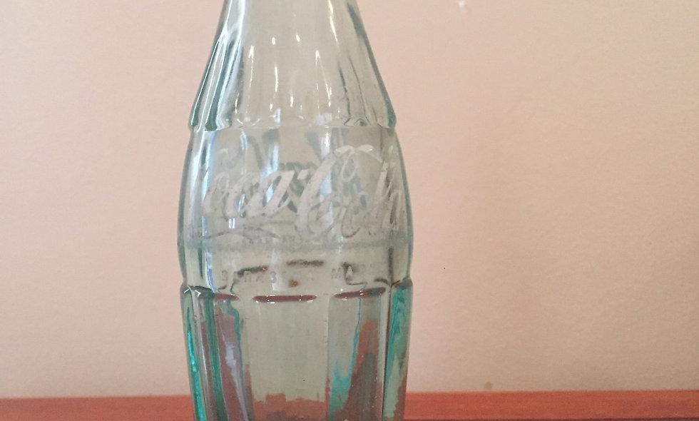 Vintage Russian Coca Cola bottle