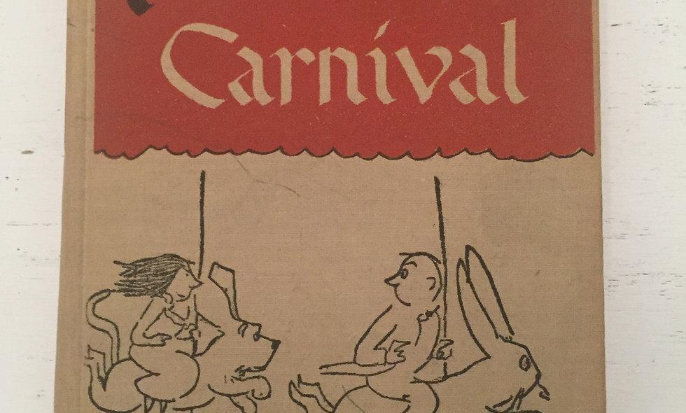 "The Thurber Carnival World War Two Era ""Paper Saving Copy"""