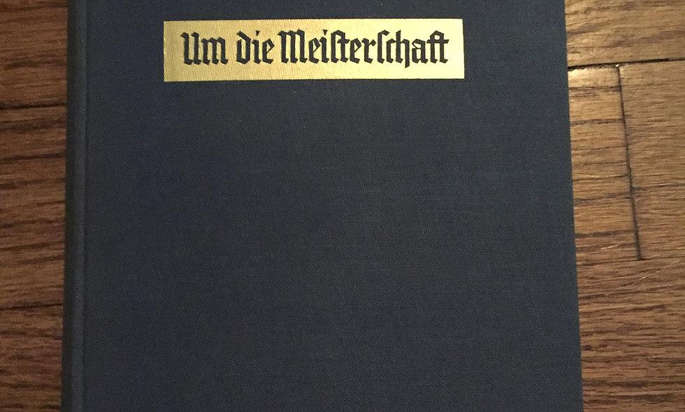"""At the milking gate"" 1938 (german)"