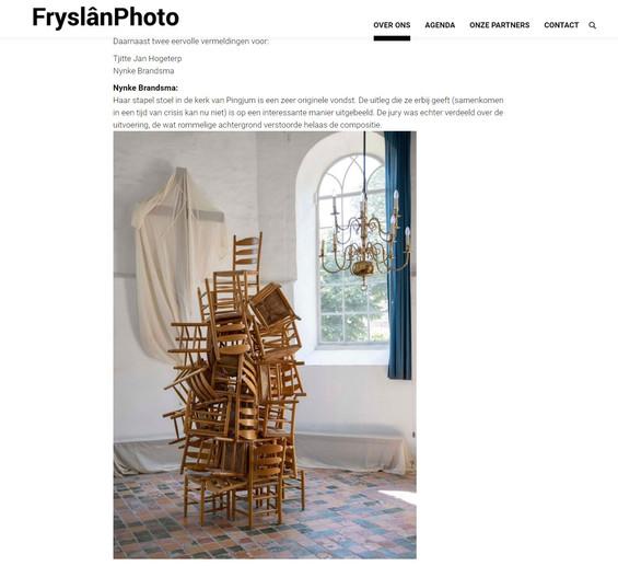 honourable mention FryslânPhoto - open call