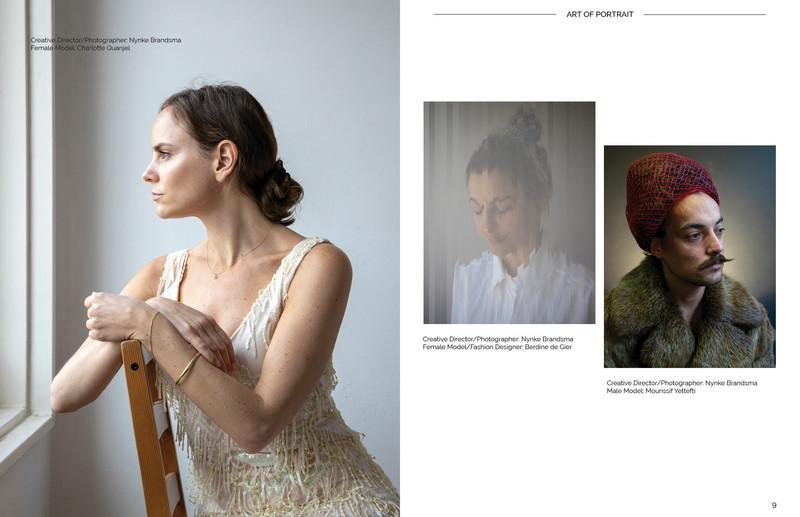 publication photographymagazine Art of Portrait, issue 42 (2020)