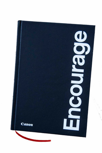 serie 'Wetterlanders' in the Canon book 'Encourage' as a collecting work after the Visa Pour L'image program 2020