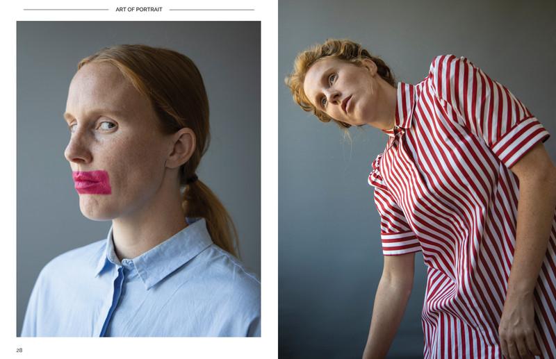 publication Art of Portrait Photographymagazine